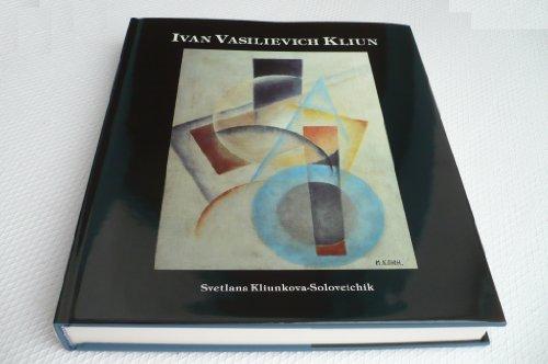 9780963844002: Ivan Vasilievich Kliun