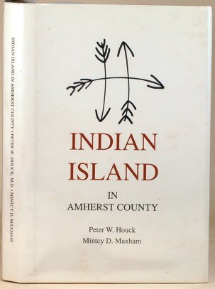 9780963845504: Indian Island in Amherst County