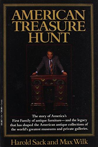9780963846402: American Treasure Hunt