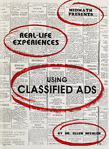 9780963848383: Real-Life Experience Using Classified Ads