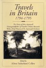 Travels in Britain, 1794-95: The Diary of: John Aspinwall, Aileen