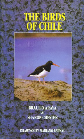 9780963851109: Birds of Chile: A Field Guide