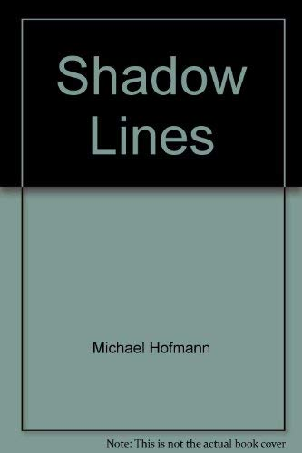 Shadow Lines [Signed by author]: Chula, Margaret; Youmans, Rich