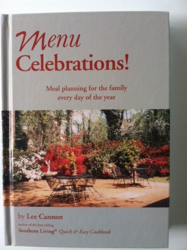 9780963856890: Menu Celebrations!: Meal Planning for the Family Every Day of the Year