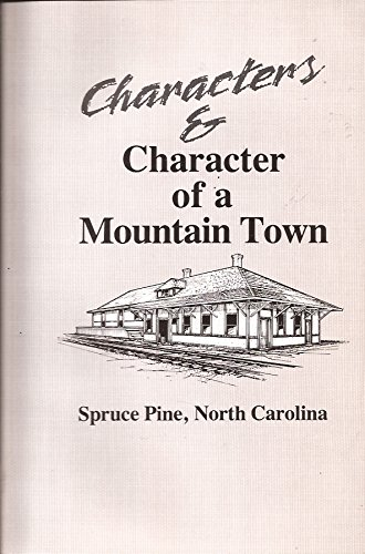 Characters & character of a mountain town, Spruce Pine, North Carolina: Hite, James