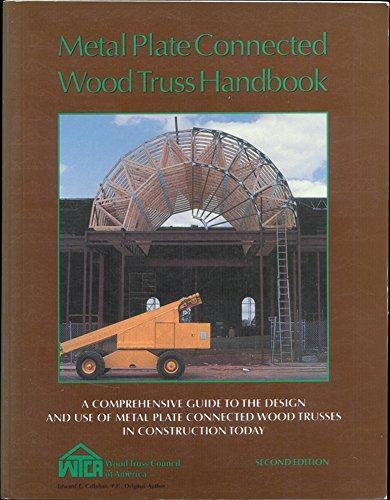 9780963873804: Metal Plate Connected Wood Truss Handbook