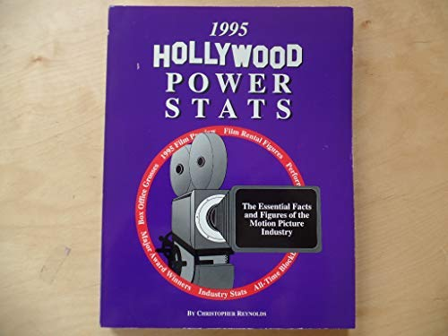 9780963874856: Hollywood Power Stats