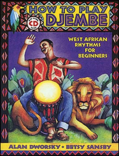 9780963880147: How to Play Djembe: West African Rhythms for Beginners