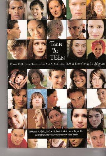 Teen sex and self esteem