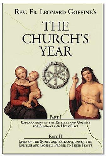 9780963903242: The Church's Year