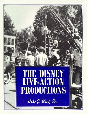 The Disney Live-Action Productions: West, John G.