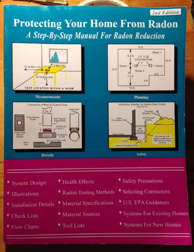 Protecting Your Home from Radon: A Step-by-Step: Kladder, Douglas L.,