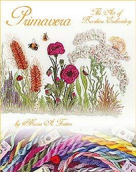 9780963948144: Primavera: The Art of Brazilian Embroidery
