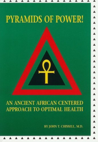 9780963953209: Pyramids of power! An Ancient African Centered Approach to Optimal Health