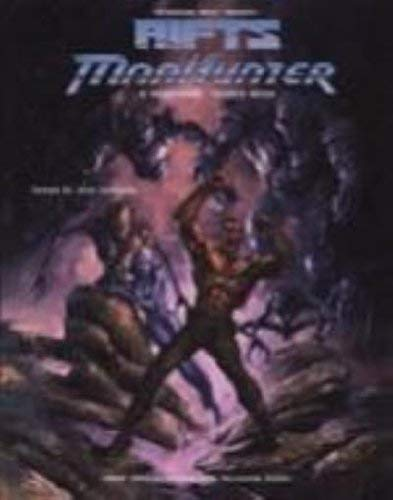 9780963955005: Rifts: Manhunter : A Megaverse Sourcebook