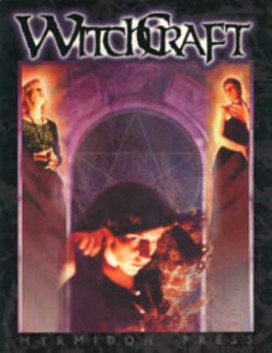 Witchcraft: The age of innocence is over: Martijena-Carella, Carlos J