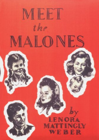 9780963960733: Meet the Malones (Beany Malone)