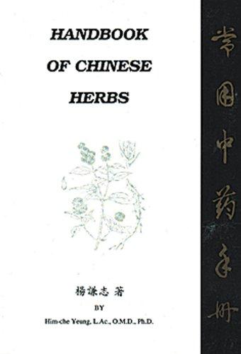 9780963971524: Handbook of Chinese Herbs