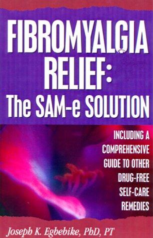 9780963984128: Fibromyalgia Relief : The SAM-e Solution