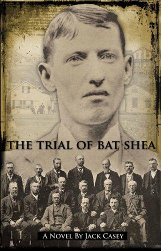 9780963988614: The Trial of Bat Shea