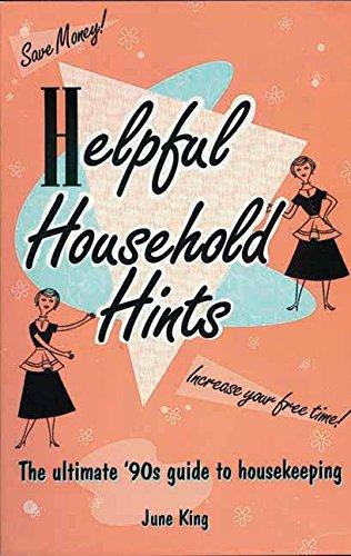 9780963994639: Helpful Household Hints