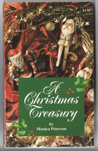 A Christmas Treasury: Peterson, Monica