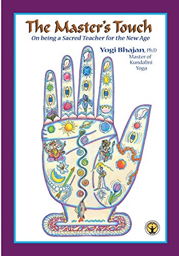9780963999115: The Master's Touch: On Being a Sacred Teacher for the New Age