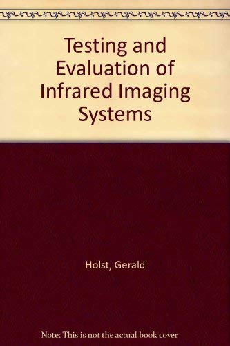 9780964000001: Testing and Evaluation of Infrared Imaging Systems