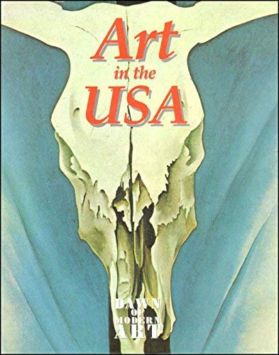 DAWN OF MODERN ART SERIES: ART IN THE USA: D. VOWLES