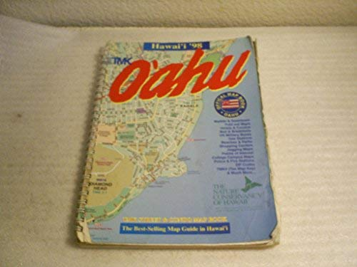 Rand McNally Oahu Mapbook Streetfinder (USA Streefinder