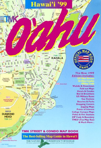 9780964009868: TMK O'ahu: TMK Street & Condo Map Book, 13th Edition