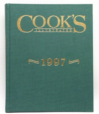 9780964017979: Cook's Illustrated Annual, 1997 (Cook's Illustrated Annuals)