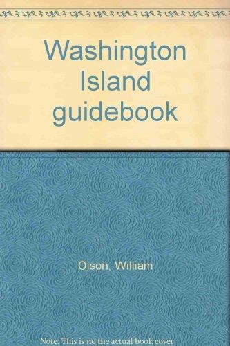 Washington Island guidebook (0964021005) by Olson, William