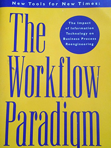 9780964023307: New Tools for New Times the Workflow P