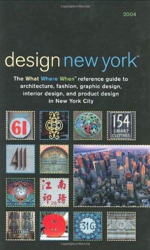 DESIGNnewyork 2004: Kroeter, Steven W.