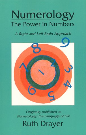 9780964032101: Numerology, the Power in Numbers: A Right and Left Brain Approach