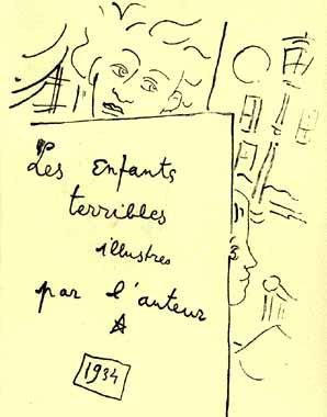 9780964039902: Les Enfants Terribles