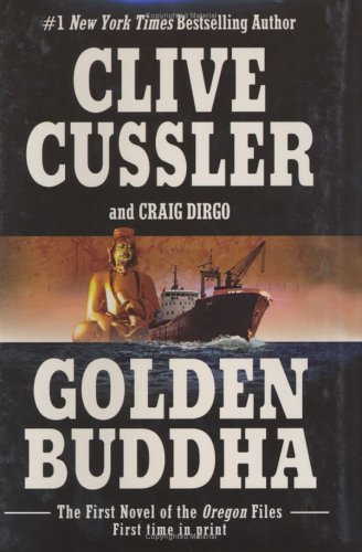 9780964045484: Golden Buddha (The Oregon Files)