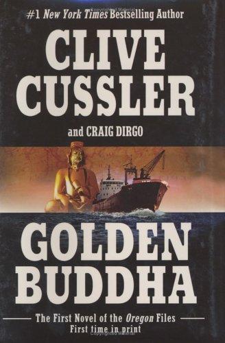 Golden Buddha: Cussler, Clive