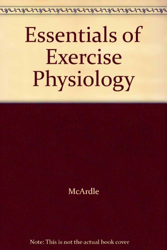 9780964059108: Essentials of Exercise Physiology: Student Workbook