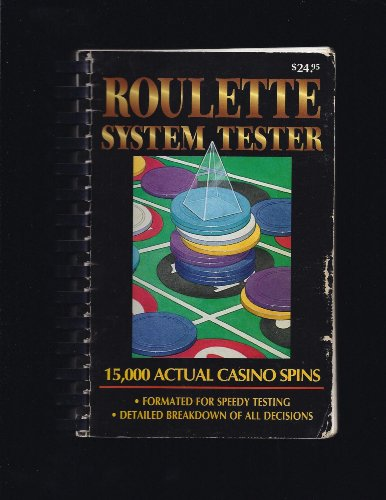 9780964059580: Title: The roulette system tester