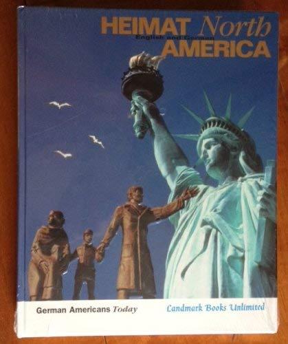 9780964065932: Heimat North America: English and German