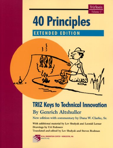 9780964074057: 40 Principles Extended Edition: Triz Keys to Technical Innovation