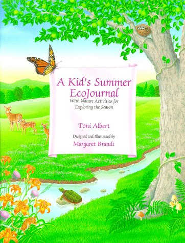 9780964074248: A Kid's Summer EcoJournal: With Nature Activities for Exploring the Season