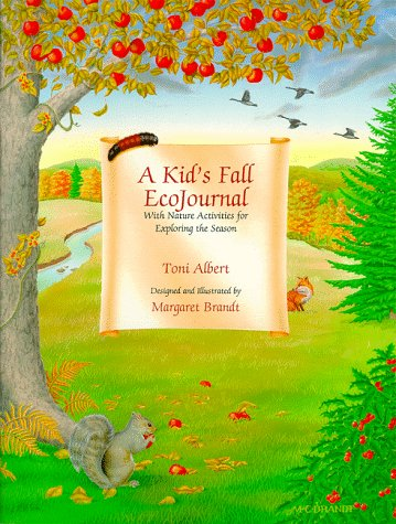 9780964074255: A Kid's Fall Ecojournal