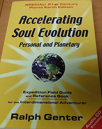 9780964082915: Accelerating Soul Evolution: Personal and Planetary (Book & CD)