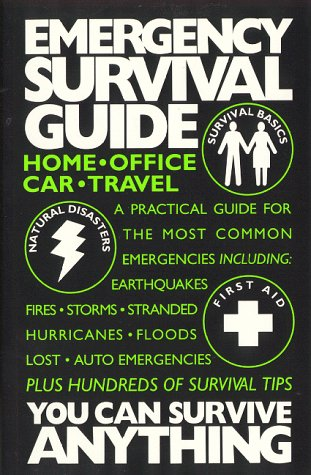 Emergency Survival Guide: You Can Survive Anything: Borofka, Michael