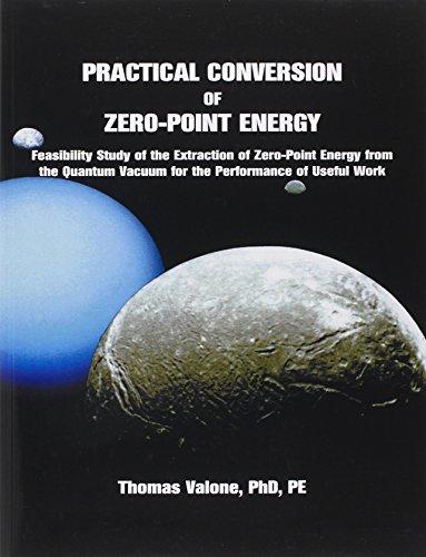 Practical Conversion of Zero-Point Energy: Feasibility Study of the Extraction of Zero-Point Energy...