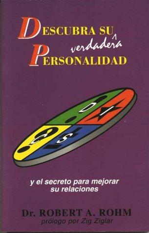 9780964108059: Descubra su Verdadera Personalidad / Positive Personality Profiles