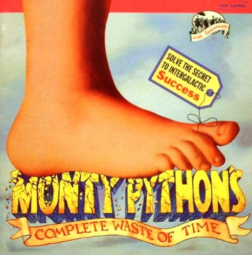 9780964109834: Monty Pythons Complete Waste of Time